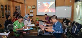 Kunjungan BKIPA Palangka Raya ke Dinas Kominfo Kota Surabaya