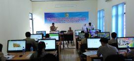 Pelatihan Pengelola Website SKPD di Pemkot Palangka Raya