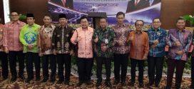 Wali Kota Palangka Raya Ucapkan Selamat Datang Kepada Peserta Rakornas Kelitbangan