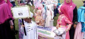 Ribuan Warga Palangka Raya Ramaikan Pawai Ramadan