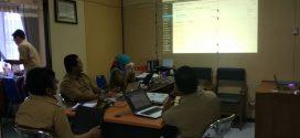 Pendampingan Pembuatan Website BAPPEDA Kota Palangka Raya