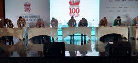 Diskominfo Palangka Raya Hadiri Launching Gerakan Menuju 100 Smart City