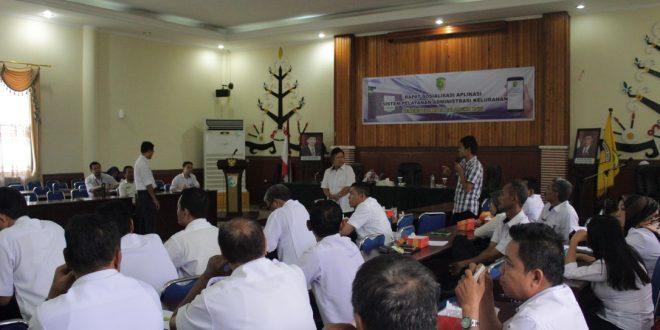 Palangka Raya Masih Kekurangan SDM Kelurahan Yang Melek TI