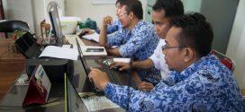 Pendampingan Pengelolaan Website di Dinas Lingkungan Hidup Kota Palangka Raya