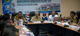 Dokumen Master Plan TIK Harus Selaras Dengan Visi dan Misi Kota Palangka Raya