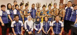 Kota Palangka Raya Sabet Juara 1 Lomba Cermat Cerdik Komunikatif
